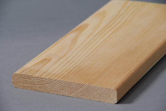 отделочная доска планкен из лиственницы