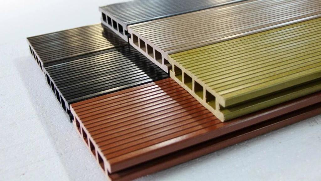 древесно полимерный планкен