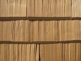 Колотая деревянная дранка