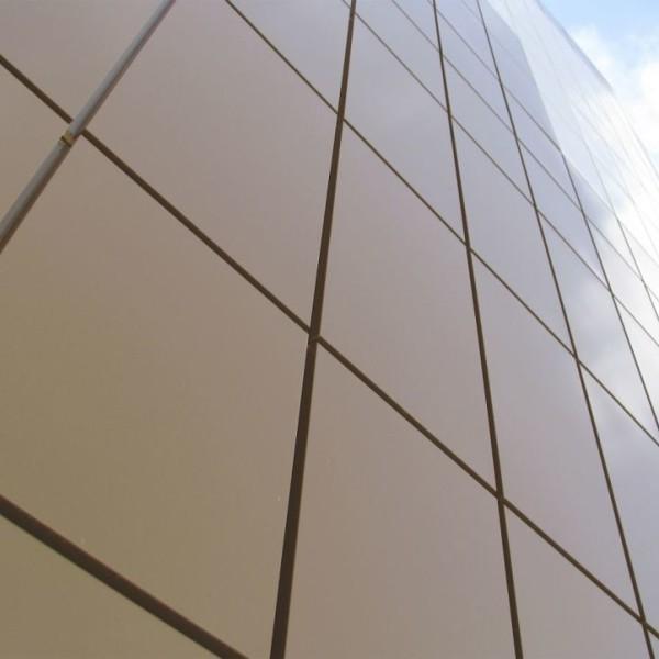 металлокассеты - современный тип отделки фасада, для монтажа которого необходима специальная подсистема