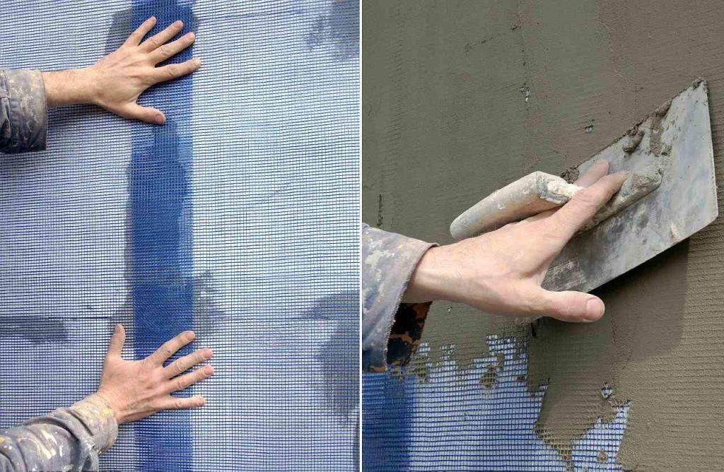 Как правильно штукатурить стены: основные правила штукатурны.