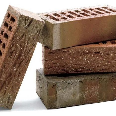 Кирпич клинкерный бывает разных видов, в зависимости от типа фасада
