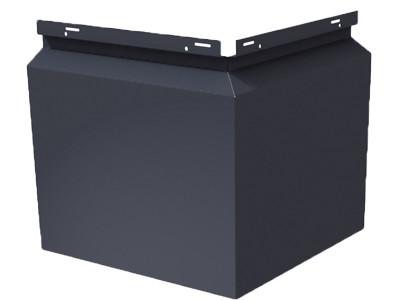 образец металлической кассеты из оцинкованной  стали