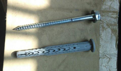 Анкер используемый для крепежа кронштейнов вентфасада