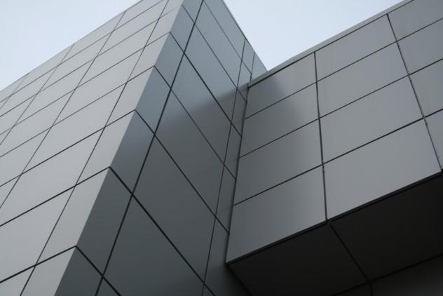Применение кассет на системе вентилируемых фасадов