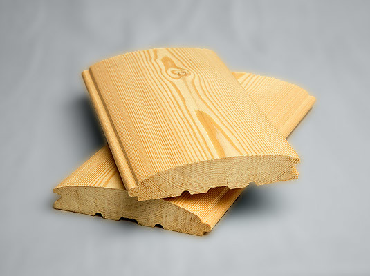 блок хаус из дерева липа