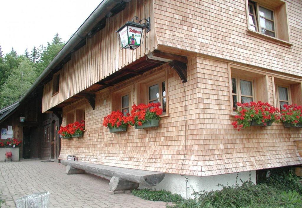 фасадный шиндель