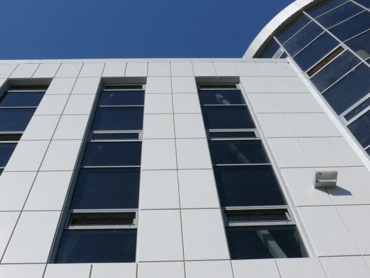 Утепление и отделка стен по технологии вентилируемый фасад