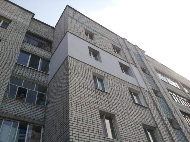 наружные стены квартиры утеплены по технологии мокрого фасада